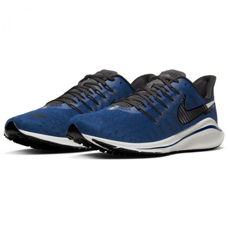 NIKE AIR ZOOM VOMERO 14 BLUE / BLACK