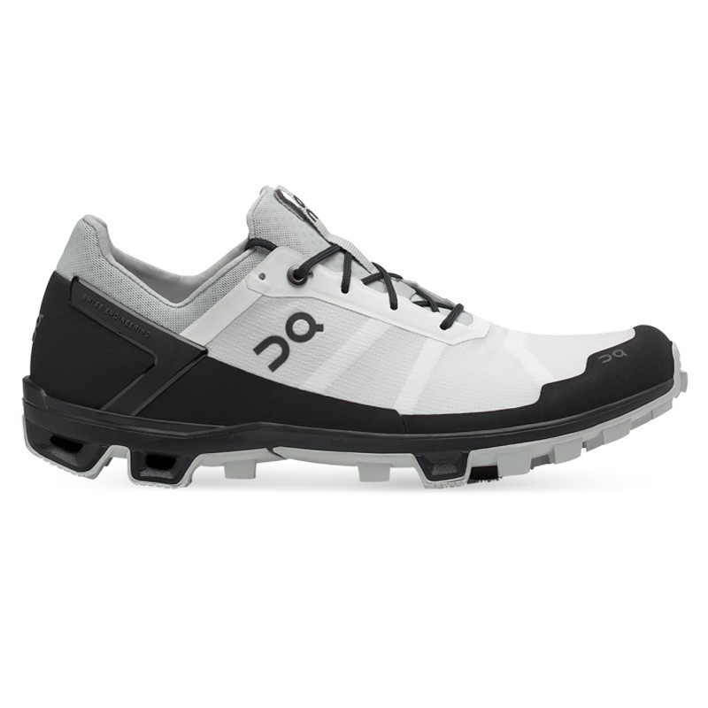 ON CLOUDVENTURE PEAK WHITE/BLACK