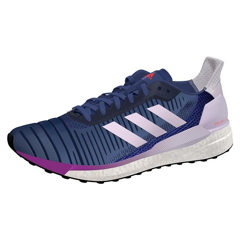 ▷ Adidas solar glide 19 w azul lila por SOLO 97,97 €