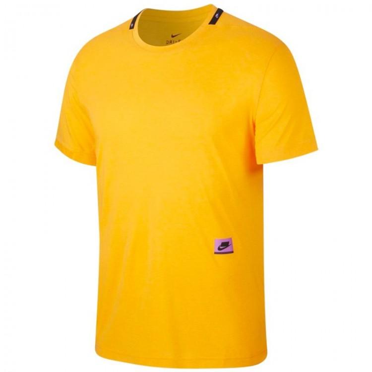 Nike Dri-FIT ORANGE T-SHIRT