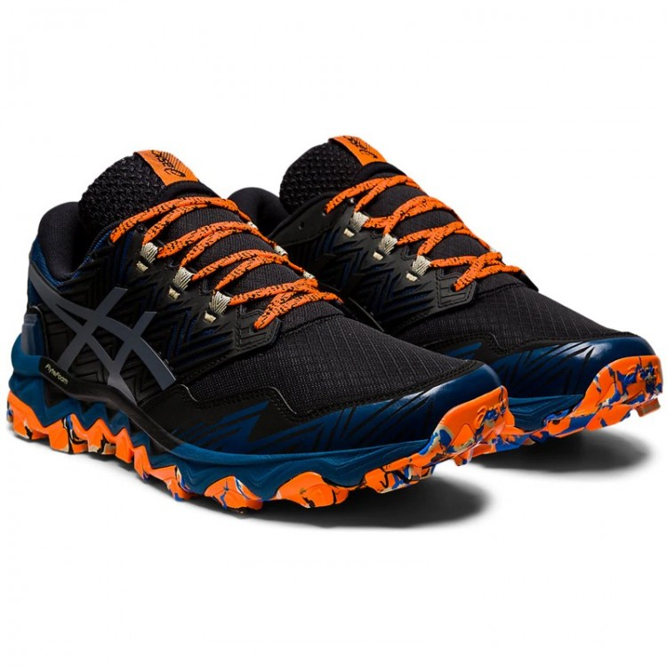 ASICS GEL Fuji Blunderbuss 8 BLUE / BLACK