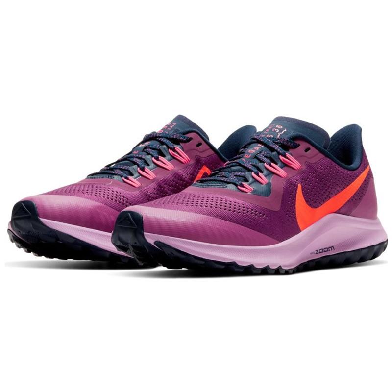 ▷ Nike air zoom pegasus 36 trail rosa wmns por SOLO 119,60 €