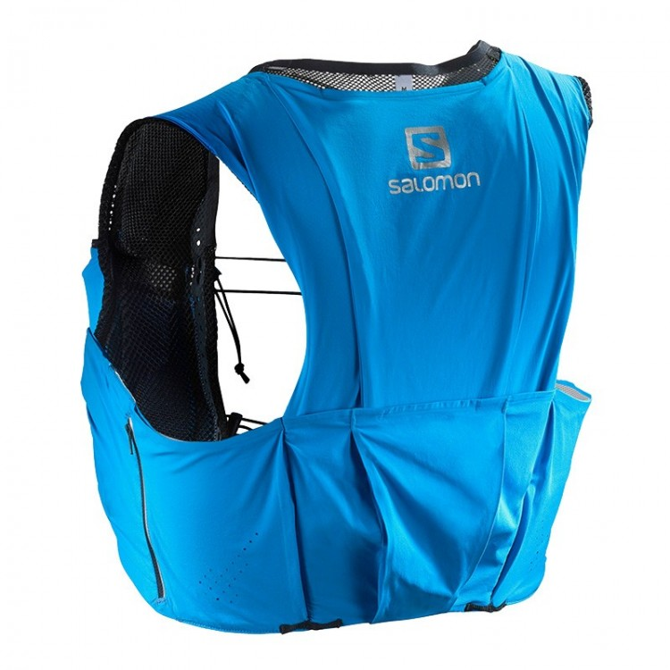 MOCHILA SALOMON S-LAB SENSE ULTRA 8 SET AZUL 2020