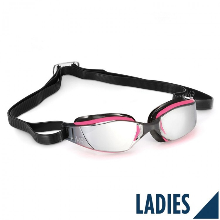 MP XCEED MIRROR LADY BLACK GLASSES
