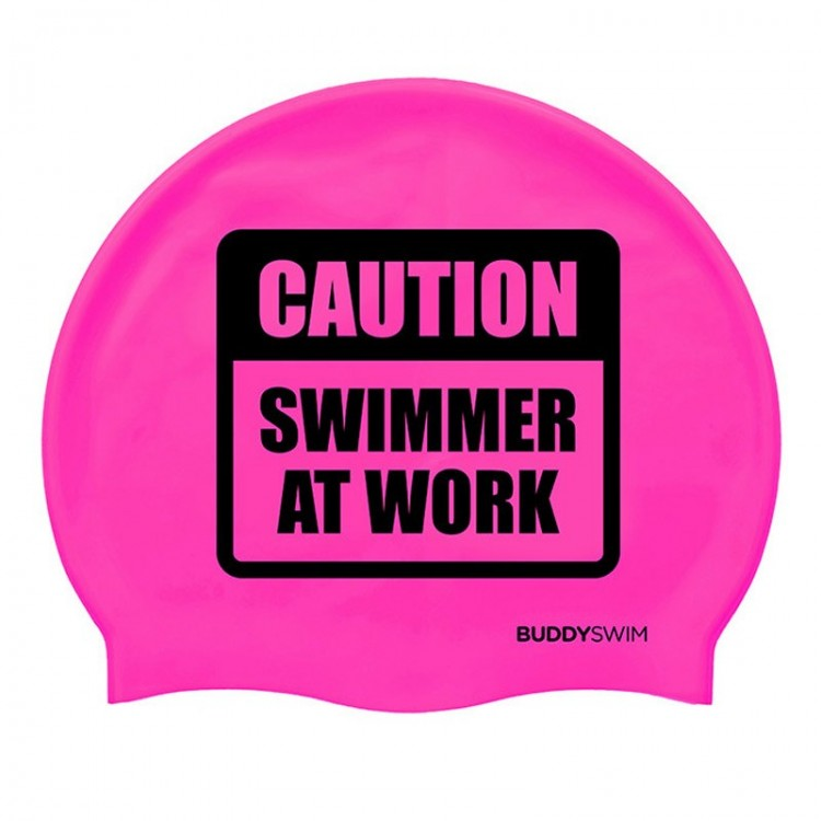 PINK SILICONE CAP
