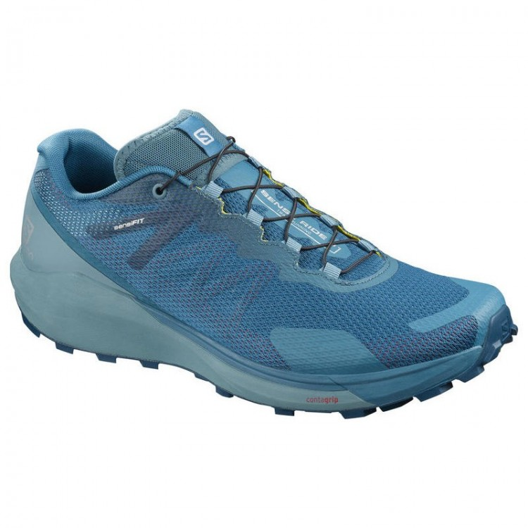 SALOMON SENSE RIDE 3 BLUE