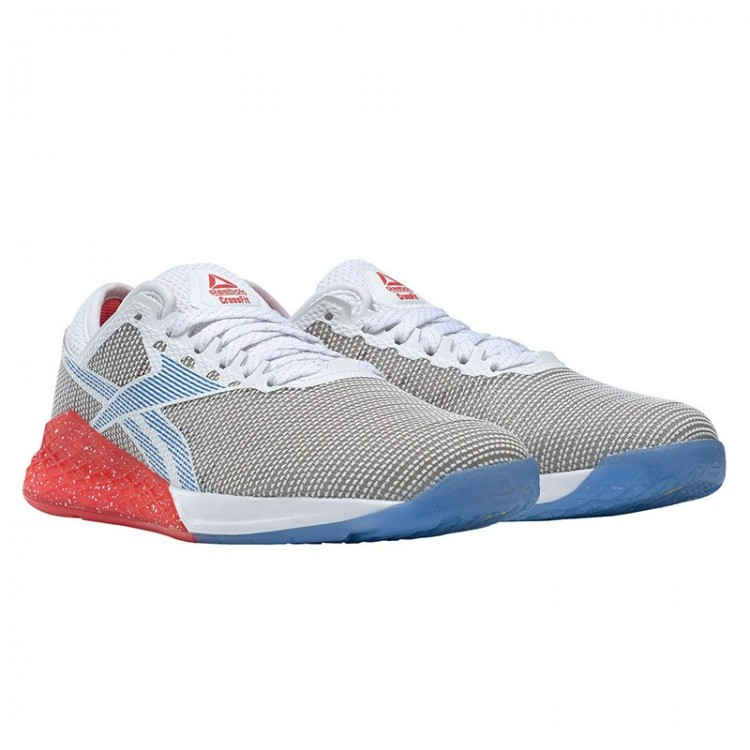 REEBOK NANO 9 W GREY/RED