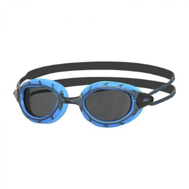 PREDATOR SMALL BLACK/BLUE GLASSES