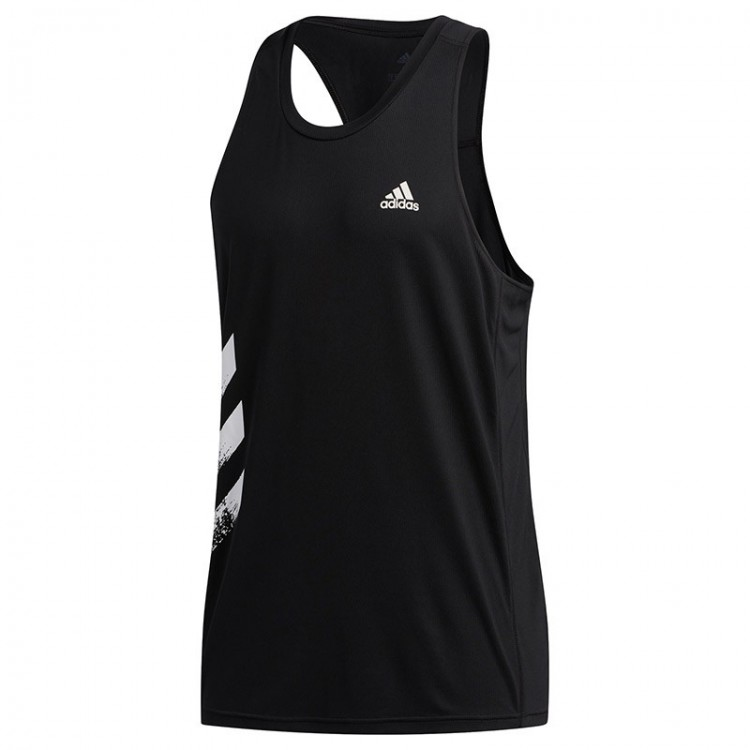 CAMISETA ADIDAS OWN THE RUN NEGRO