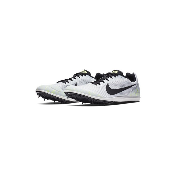 NIKE ZOOM RIVAL D 10 BLACK / WHITE