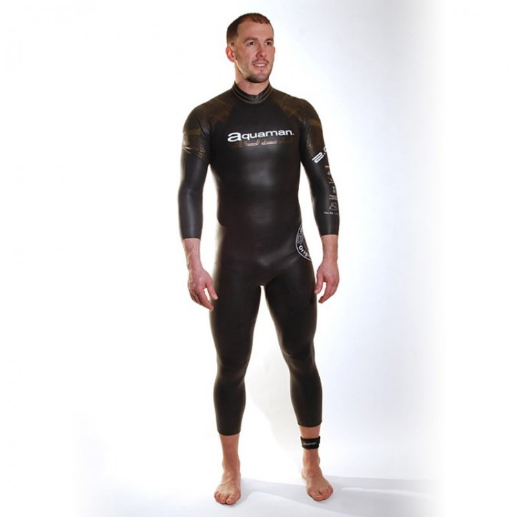 AQUAMAN NEOPRENE CELL GOLD 20