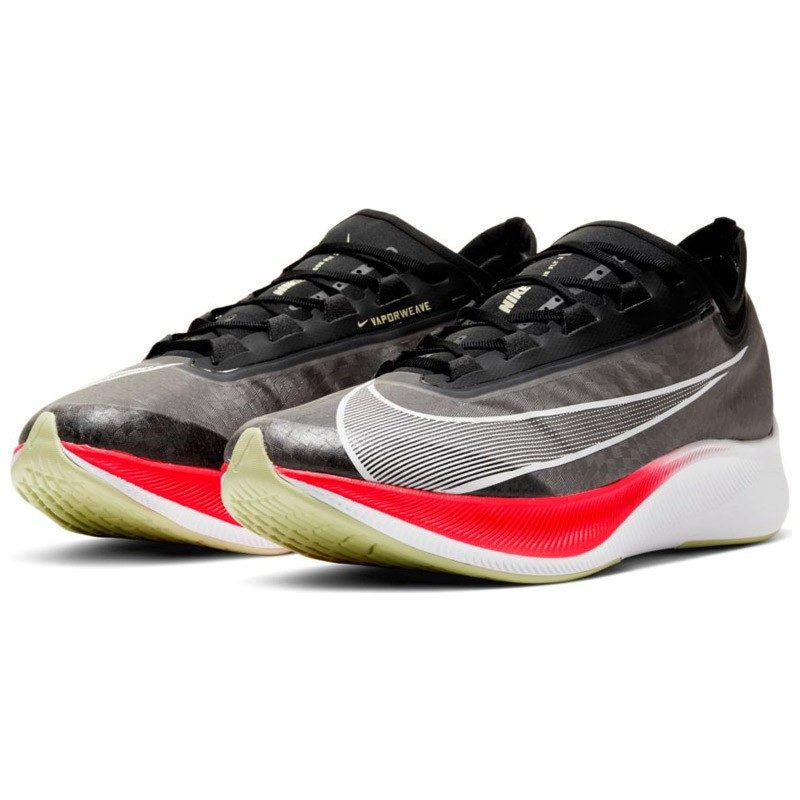 NIKE ZOOM FLY 3 NEGRO/GRIS