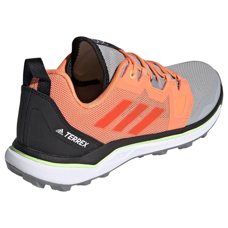 ▷ Adidas terrex agravic w naranjagris por SOLO 119,95 €