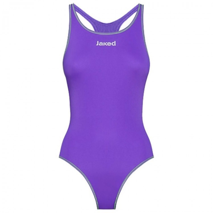 LILAC/GREEN MILANO SWIMSUIT