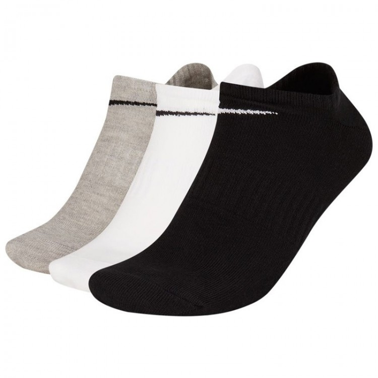 CALCETINES NIKE LIGHTWEIGHT (PACK DE 3 COLORES)